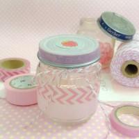 Jar + Masking Tape