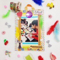 Workshop Kittykitz #12 : DIY mt Frame (Mom&Kids)