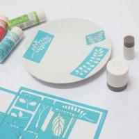 DIY : Plate Makeover
