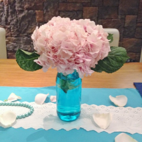 DIY : How To Paint Clear Glass Bottle