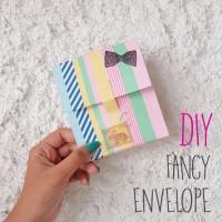 DIY : Fancy envelope